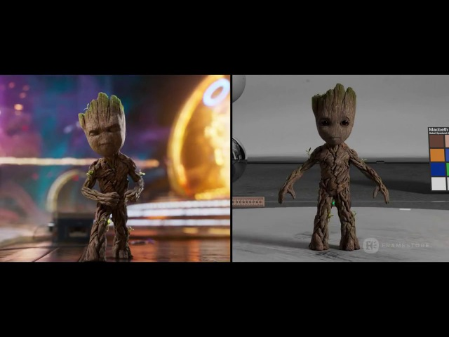 Guardians of the Galaxy Vol. 2 | VFX Breakdown | Framestore