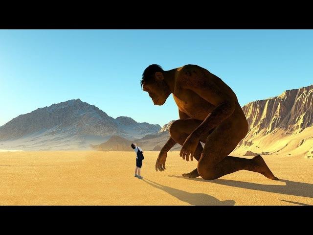 🔥 Это доказано! Ему 11 000 лет. Люди-великаны Существовали ли гиганты на Земле 💣