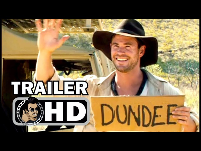 DUNDEE Official Trailer 2 - Chris Hemsworth (2018) Danny McBride Comedy Movie HD