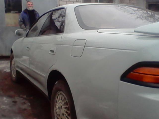 Toyota Марк 2. Большой косметический ремонт.