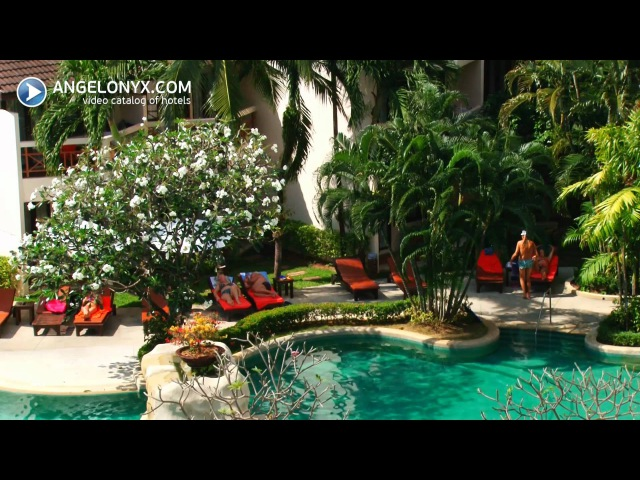 Thara Patong Beach Resort Spa 4★ Hotel Phuket Thailand