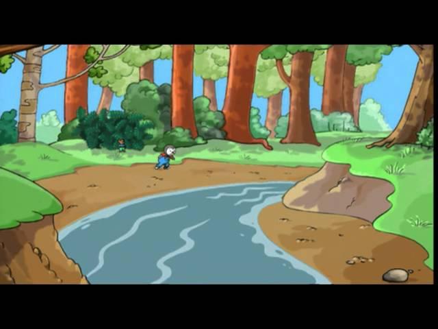 T'Choupi et Doudou - T'choupi dans la forêt (EP. 11)