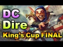DC vs DIRE - GRAND FINAL - Kings Cup America DOTA 2