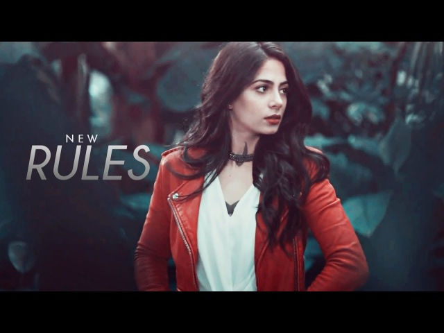 ►Multifemale | New Rules (HBD TO ME)