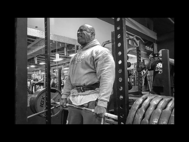 Kevin Levrone Training on the Way to Arnold Classic 2018 Кевин Леврон Возвращение в 2018