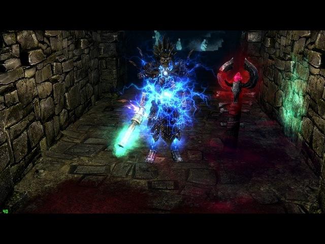 Primal strike druid, или молния на кончиках твоих пальцев