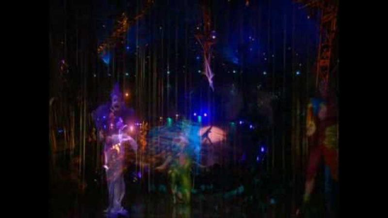 Cirque du Soleil's Varekai Flight of Icarus