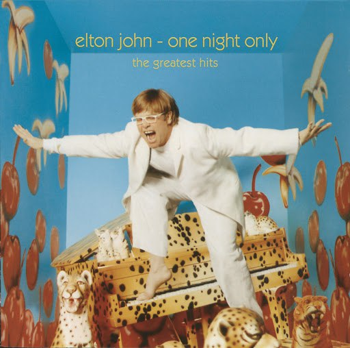 Elton John альбом One Night Only (The Greatest Hits)