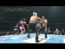 Kawato Jushin Liger KUSHIDA Tiger Mask vs Desperado Taichi Michinoku Kanemaru Sabre Jr NJPW Power Struggle 2017