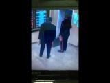 Капитан полиции не пропустил генералов в лифт