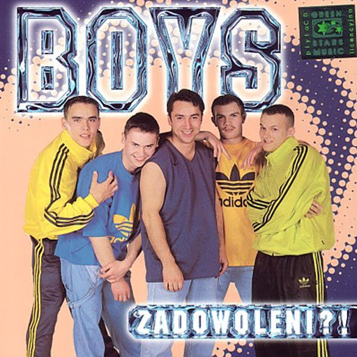 Boys альбом Zadowoleni