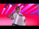 Самые красивые аккордеонистки России дуэтЛюбАня СМУГЛЯНКА accordion harmonica б