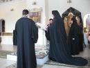 Великий Пост Среда Чтение покаянного канона в Борисовском Тихвинском монастыре