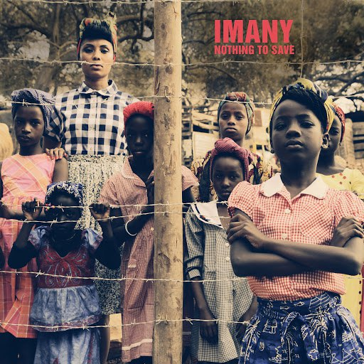 Imany альбом Nothing to Save
