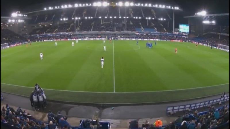 Everton vs Lyon 1-2 - 19_10_2017