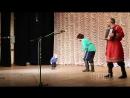Русский народный танец, Присядка.Маленький казак с большой душой