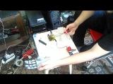 прототип руки v2 + джойстик