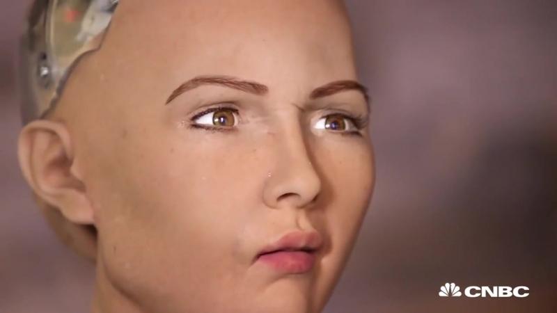 Робот Шкура София Технологии будущего