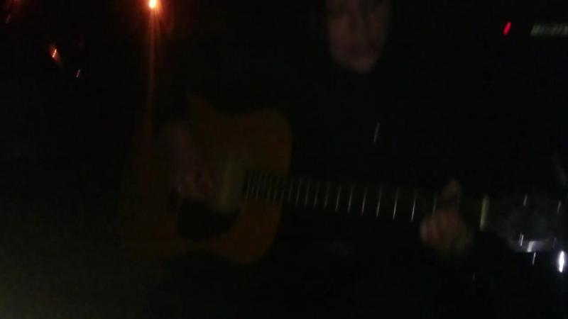 палаточный городок, гитарка, лида