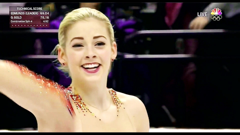 Gracie gold and ashley wagner vine