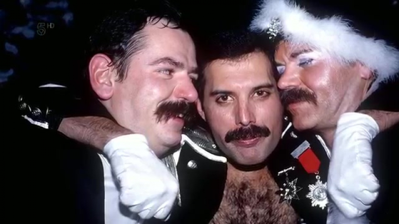 The Freddie Mercury Story Who Wants To Live Forever