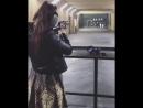 Лиана Джоджуа стреляет по мишени