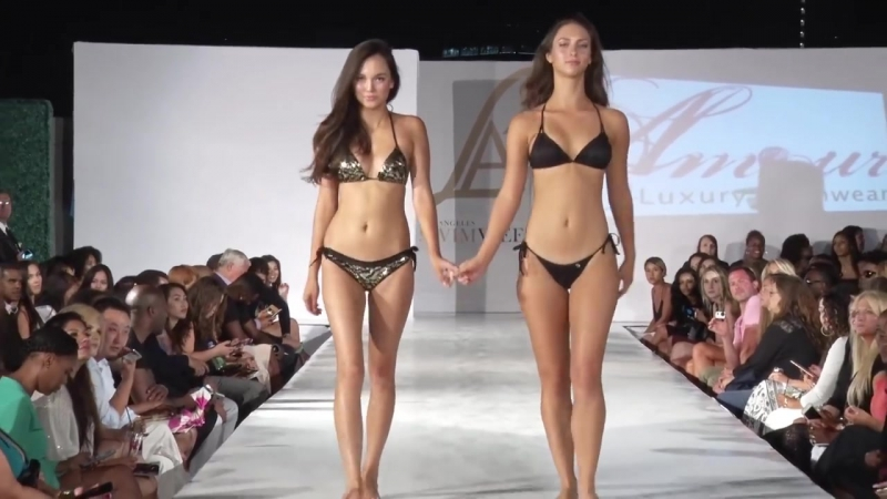Amour Swimwear - Los Angeles Swim Week Spring 2016