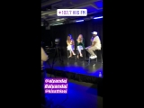 Aly & AJ at 102.7 KIIS FM LA's Hit Music Station