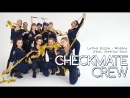 Lethal Bizzle - Wobble feat. Stefflon Don CHECKMATE CREW [ Dancehall choreo by Veronika Shakhray ]