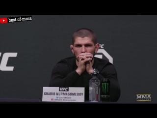 ХАБИБ ФЕРГЮСОН ПРЕСС КОНФЕРЕНЦИЯ UFC 223 НА РУССКОМ // ММА 95