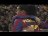 Легендарный гол Роналдиньо