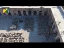 Չեչնիայի հովանավորությամբ Հալեպի մեծ մզկիթի վերականգնողական աշխատանքները