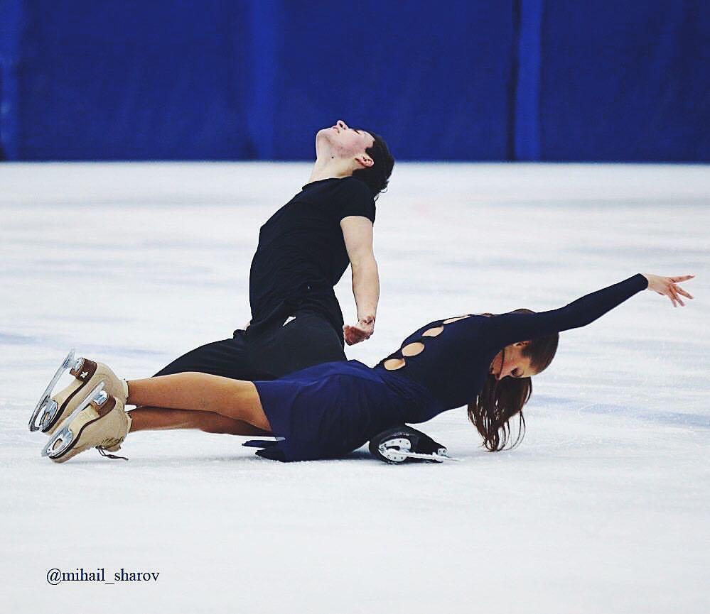 Анастасия Шпилевая - Григорий Смирнов/ танцы на льду - Страница 11 QKLrLx7DRTo