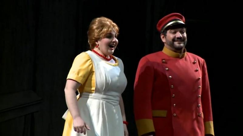 Gioachino Rossini - La Cenerentola / Золушка (Palermo, 2016)