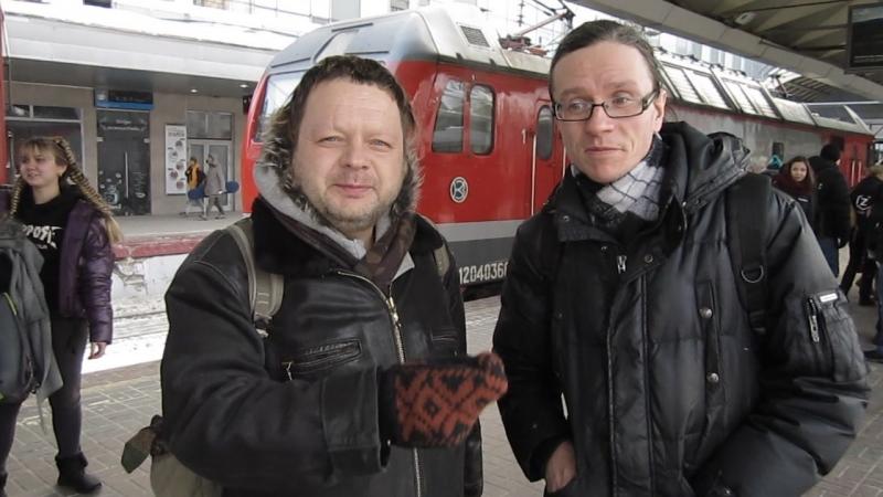 Вадим Степанцов и Дмитрий Талашов едут в Череповец 01 04 2018 смотреть онлайн без регистрации