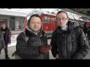 Вадим Степанцов и Дмитрий Талашов едут в Череповец 01 04 2018