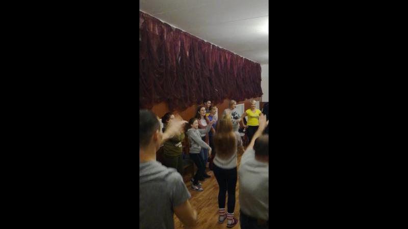 Альфа выезд Просто танцы Выплеск эмоций