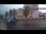 17.10.17. Северодвинск. Жёсткое ДТП у ЦУМа.