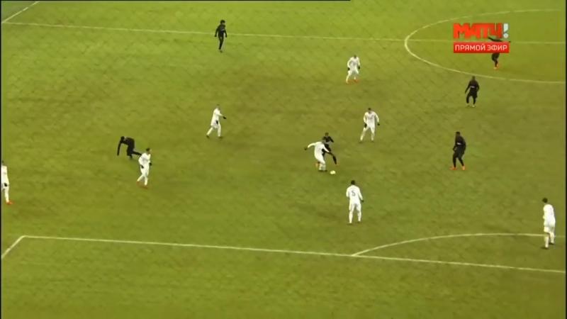 Локомотив 1:0 Ницца(Лига Европы 1/16)