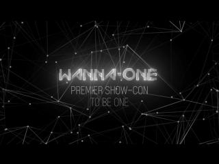 [VIDEO] Премьерный шоукон Wanna One 07.08.17