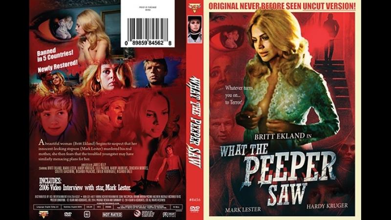 Дитя ночи / Diabólica malicia / What The Peeper Saw (1972) Впервые в России