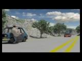 Fiat 147 o Lamborghini e o Porsche em um Racha