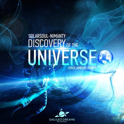 Solarsoul альбом Discovery of the Universe