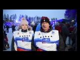 Дядя Антона Шипулина проводит экскурс в историю фан-сборной России по биатлону