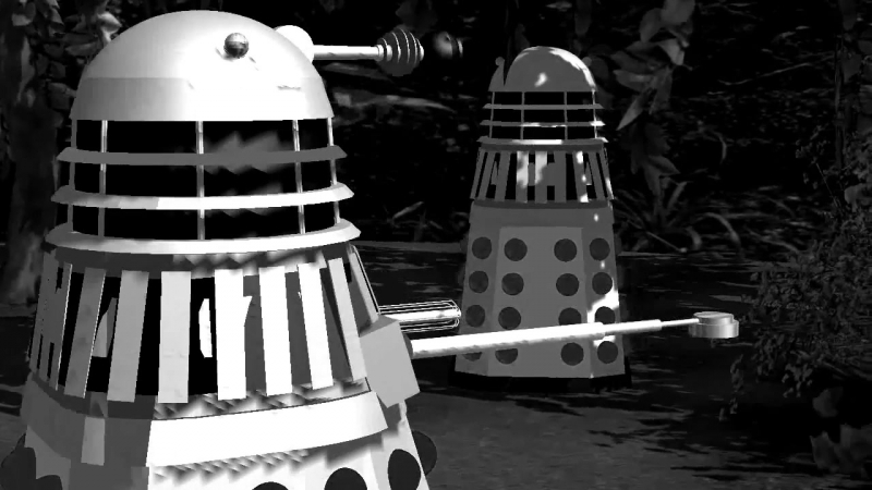 S03e04f The Daleks Master Plan Episode 6 Coronas of the Sun Animated CGI Reconstruction