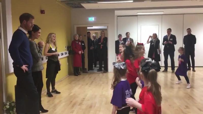 Посещение танцевальной студии в Star Hub