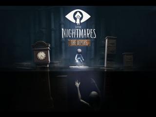 [Стрим] Little Nightmares - The Depths