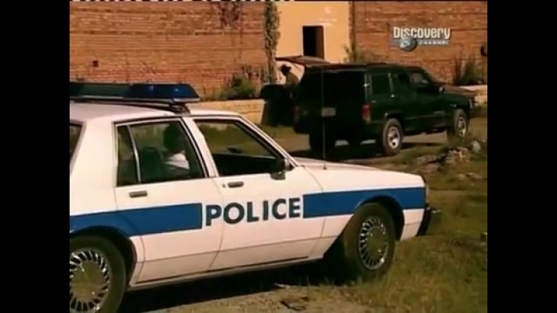 Архивы ФБР - серия 29.