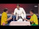 Гарик Харламов, Тимур Батрутдинов и Андрей Молочный - Голодные бизнесмены в кафе