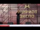 Зажигательная Валерия Романсы 17.06.2017 на концерте в Парке Патриот